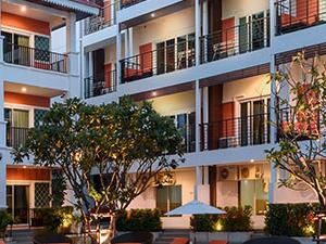4 Star Hotel Pattaya - FX Hotel Pattaya Pratamnak Fotos