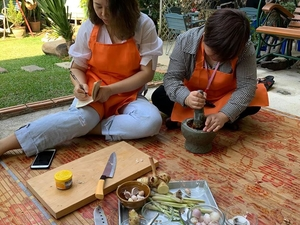NEW - Thai-Halal Cooking Course in Chiang Mai Fotos