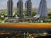 Beautiful View Of Islamabad