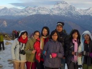 Annapurna Ghorepani Poon Hill trek Photos