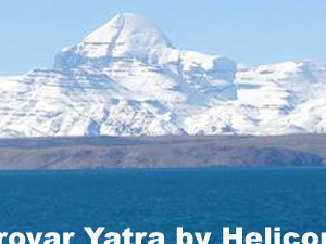 Kailash Yatra by Helicopter Via Lucknow