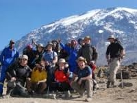 Tanzania Kilimanjaro Mountain Climbing Machame Route 7 Day