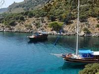 Boating Turkey