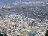 City tour Bogota