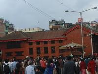 Indra Jatra Kathmandu Nepal 2014 24
