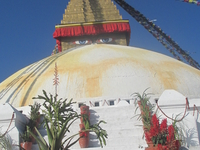 The Great Boudha Stupa  1