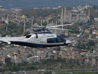 30 min.Istanbul Helicopter Tour ( everyday )