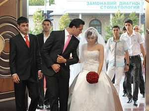 Uzbek Culture Through An Uzbek Wedding Fotos