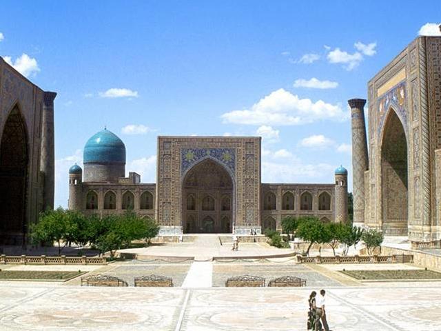 Tour to Uzbekistan Photos