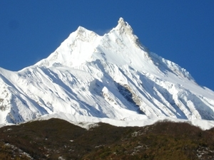 Manaslu Trekking in Nepal Photos