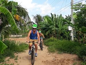 Mekong Cycling & Kayaking Photos