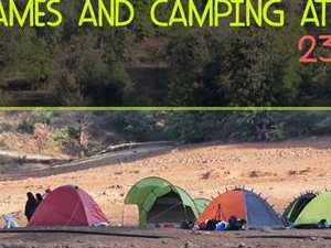 Board Games and Camping at Bhandardara on 23rd & 24th !