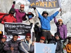 Nepal Everest Base Camp Trekking Photos