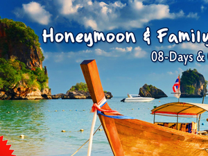Thailand Honeymoon & Family Tour