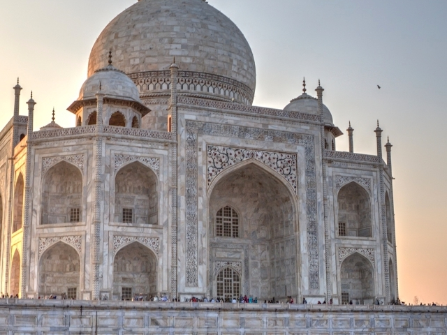 Same Day Taj Mahal Tour Photos