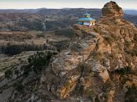 Tigray Rock Churches Combined With Omo Valley Tribes
