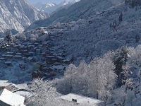 Bharmour In Winter