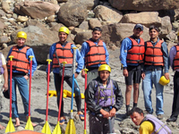 River Rafting Adventure Activities In India Gautam And Gautam Group
