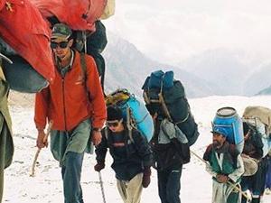 Trekking K2 Bc, Gondogoro La5800m Photos