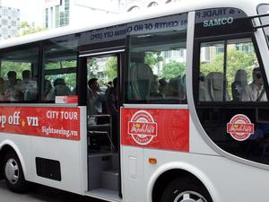 Hop on Hop Off City Tours in Ho Chi Minh Fotos