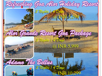 Goa   Beaches  Holidays  Packages
