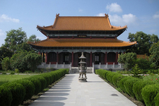 23 Chinese Monastery Lumbini