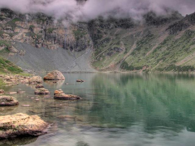 The Kashmir Great Lakes Trek Photos