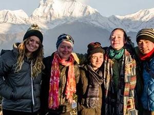 Annapurna Circuit Trek