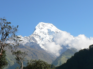 Annapurna Sanctuary Trek Photos