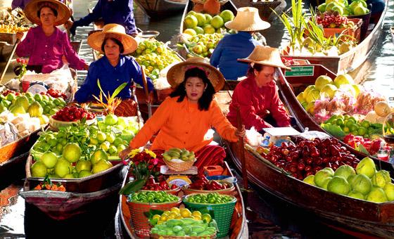 Exotic Bangkok – Kanchanaburi Photos