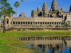 The Splendour of Angkor Wat