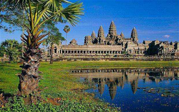 The Splendour of Angkor Wat Photos