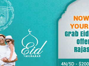 Eid Special Offer Rajasthan Tour