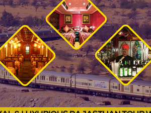 Royal & Luxurious Rajasthan Tour with Palace on Wheels