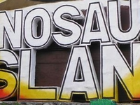 Dinosaur-Island,Baguio