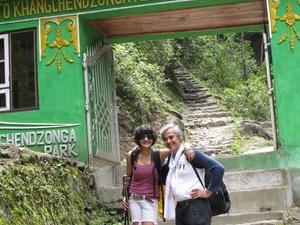 Sikkim Goechala Trek -Trek to Mt.Kanchendzonga!