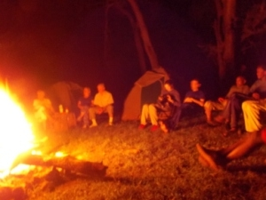 Meru National Park Camping