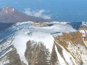 Mt Kilimanajro Climbing Machame Route