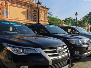 Hoi An to Hue by Private Car