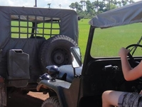 Jeep Adventure To Stalted House