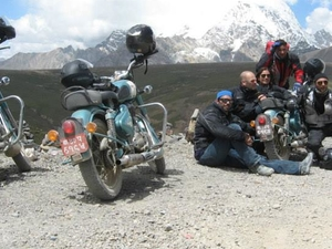 14 Days Himalaya Motorbike Tour