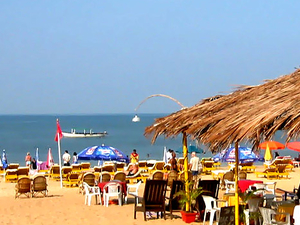 Goa Package - Right on the Beach Photos