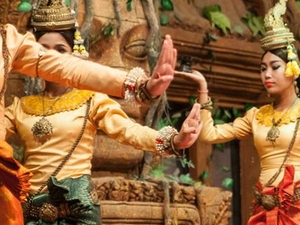 Apsara Show & Dinner Buffet (Only US$12/Person) Fotos