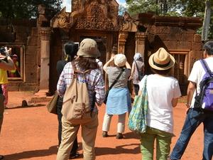 Banteay Srey & Angkor Wat Tour Fotos
