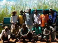 My Team @ Our Eco Park.Zomba, Malema, Nampula, Mozambique