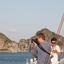 Sundeck On Halong Bay Cruise