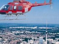 Helicopter Flight- Berlin