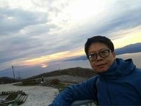 Sunset At Mount Hakodate