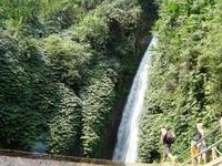 Waterfall In Munduk