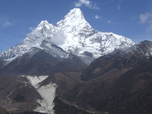 Everest base campt trek